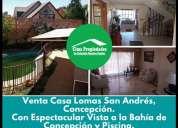 Venta casa concepcion lomas de san andres piscina 4 dormitorios 324 m2