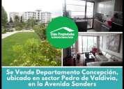 venta departamento pedro valdivia 194 m2 50 m2 terraza 4 dormitorios