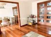 Departamento en venta vitacura mall parque arauco 4 dormitorios 170 m2