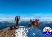 Turismo y expediciones volcanes del sur chile 2021