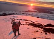 Expediciones en volcanes del sur chile