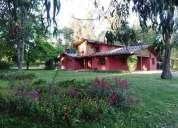 Hermosa casa en linda parcela en buin
