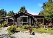 Arriendo casa de verano sector rio