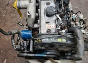 Hyundai porter sin turbo motor