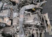 Motor nissan d21 na20 2000cc bencina