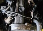 Motor mitsubichi 2.500cc diésel.