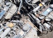 Motor nissan td27 sin turbo diésel 2.700cc