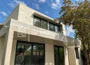 Casa en venta las hualtatas tabancura 6 dormitorios 390 m2