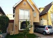 casa 3 pisos en condominio hacienda de huechuraba vi huechuraba 3 dormitorios 114.45 m2