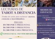 Lecturas de tarot a distancia [whatsapp] - 2021